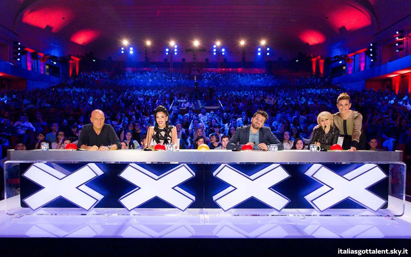 Italia's Got Talent: al via la nuova edizione targata Sky 47 Italia's Got Talent: al via la nuova edizione targata Sky