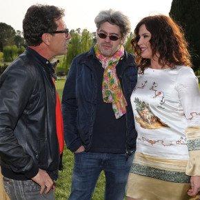 Flavio Minari Claudio Uberti e Francesca Rettondini 290x290 - Aspettando la Mille Miglia: Trofeo Sheraton