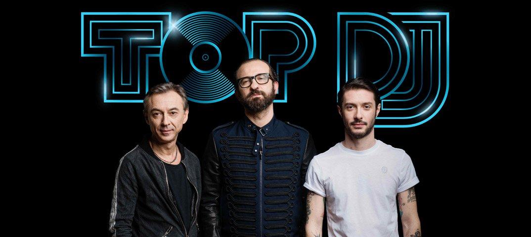 Top Dj 2015: al via su Sky Uno 32 Top Dj 2015: al via su Sky Uno