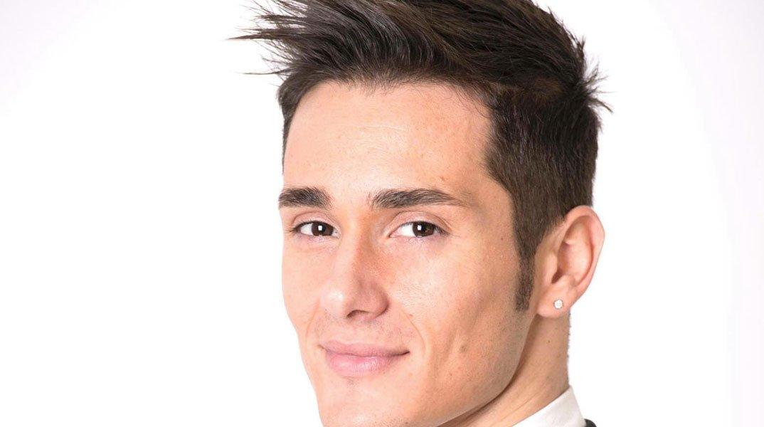 vincenzo mingolla - Un italiano al Lido di Parigi: Vincenzo Mingolla