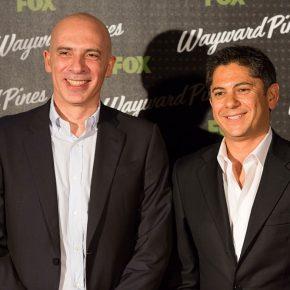 WAYWARD PINES: tanti vip all'anteprima mondiale della serie tv Fox 29 WAYWARD PINES: tanti vip all'anteprima mondiale della serie tv Fox