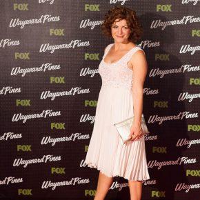 WAYWARD PINES: tanti vip all'anteprima mondiale della serie tv Fox 25 WAYWARD PINES: tanti vip all'anteprima mondiale della serie tv Fox