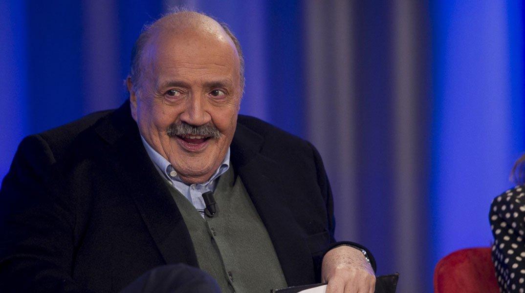 """Maurizio Costanzo: """"Rimpianti? Risentiamoci quando non farò più televisione"""" 7 Maurizio Costanzo: """"Rimpianti? Risentiamoci quando non farò più televisione"""""""