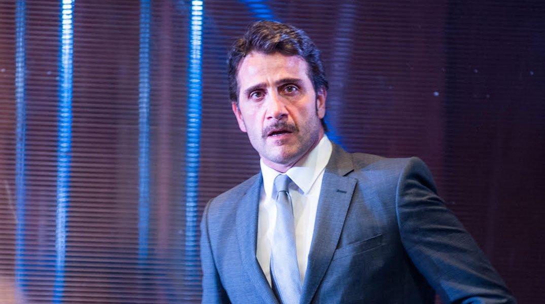 CASTIGLIONE - Ivan Castiglione al National theatre of Scotland