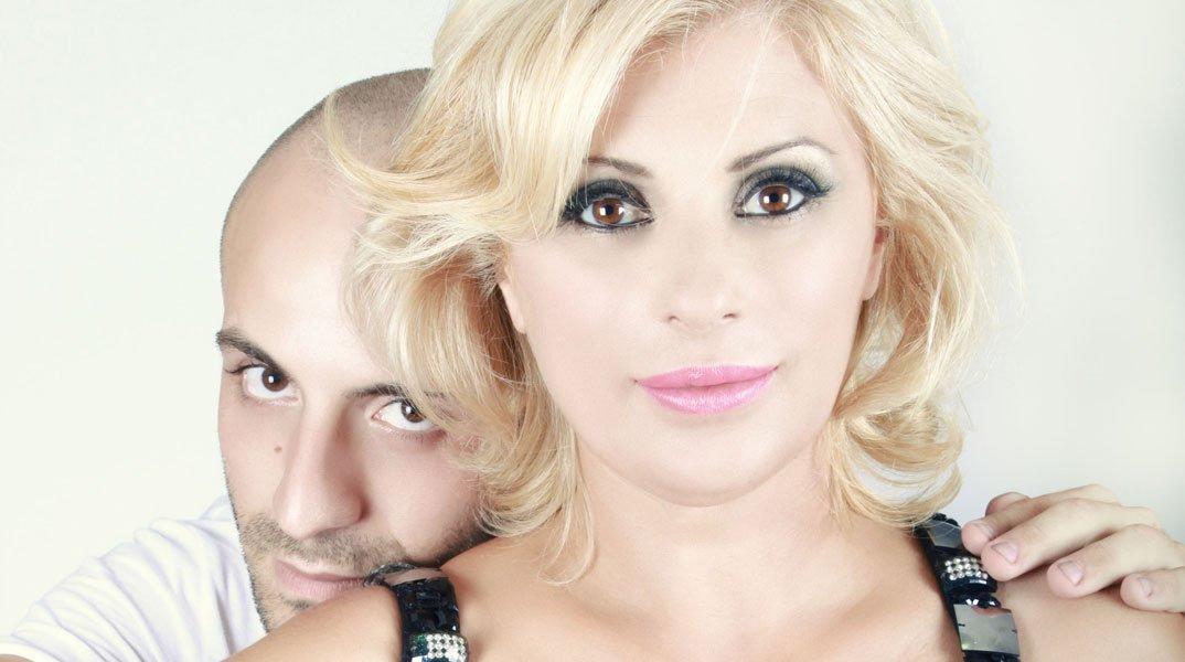 Simone e Tina  - No Maria, io esco! il libro di Tina Cipollari e Simone Di Matteo