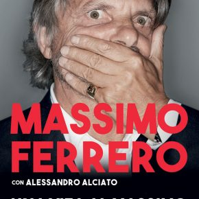 """Ferrero Vita 300dpi 290x290 - Massimo Ferrero: """"Una vita al Massimo"""""""