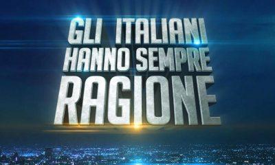 """RAI1, MIKA e RAF ospiti dell'ultima puntata de """"GLI ITALIANI HANNO SEMPRE RAGIONE"""" 11 RAI1, MIKA e RAF ospiti dell'ultima puntata de """"GLI ITALIANI HANNO SEMPRE RAGIONE"""""""