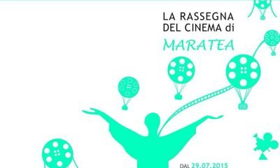 Rassegna del Cinema di Maratea, al via la nuova edizione 50 Rassegna del Cinema di Maratea, al via la nuova edizione