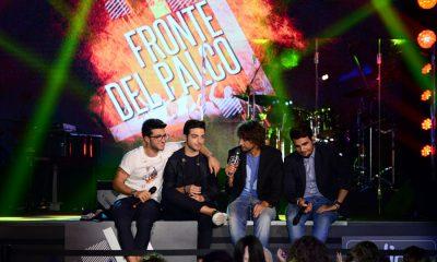 """Italia 1: a """"Fronte del palco"""" il trio de Il Volo 70 Italia 1: a """"Fronte del palco"""" il trio de Il Volo"""