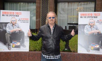 Appendicite per Umberto Tozzi: rinviato il concerto per i 40 anni di carriera 7 Appendicite per Umberto Tozzi: rinviato il concerto per i 40 anni di carriera