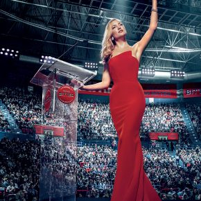 Svelato a New York l'iconico Calendario CAMPARI 2016. Protagonista Kate Hudson 9 Svelato a New York l'iconico Calendario CAMPARI 2016. Protagonista Kate Hudson