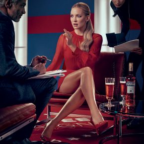 Svelato a New York l'iconico Calendario CAMPARI 2016. Protagonista Kate Hudson 13 Svelato a New York l'iconico Calendario CAMPARI 2016. Protagonista Kate Hudson