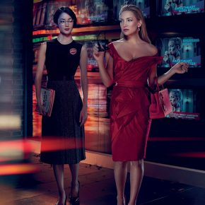 Svelato a New York l'iconico Calendario CAMPARI 2016. Protagonista Kate Hudson 15 Svelato a New York l'iconico Calendario CAMPARI 2016. Protagonista Kate Hudson