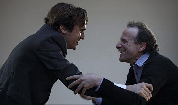 """Angeli 2 ph. Fabio Lovino 567x337 - Pier Giorgio Bellocchio, inedito e divertente, debutta nella commedia """"ANGELI"""""""
