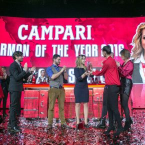 Luana Bosello si aggiudica il titolo di Campari Barman of the Year 2016 12 Luana Bosello si aggiudica il titolo di Campari Barman of the Year 2016