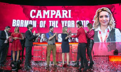Luana Bosello si aggiudica il titolo di Campari Barman of the Year 2016 31 Luana Bosello si aggiudica il titolo di Campari Barman of the Year 2016