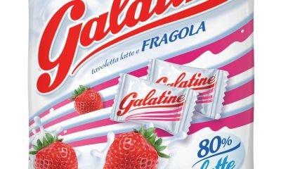 Nuove Galatine Latte e Fragola 12 Nuove Galatine Latte e Fragola