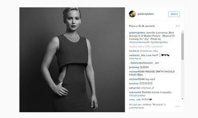 I Golden Globes visti attraverso Instagram 28 I Golden Globes visti attraverso Instagram