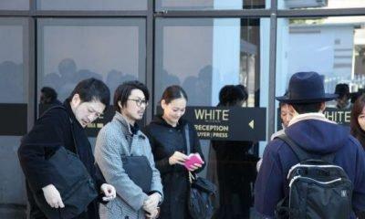 White Man and Woman, chiusura con successo 60 White Man and Woman, chiusura con successo