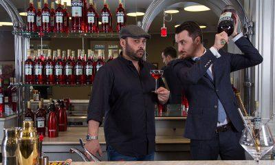 """Al via la seconda stagione di """"Mixologist: la sfida dei cocktail"""" 29 Al via la seconda stagione di """"Mixologist: la sfida dei cocktail"""""""
