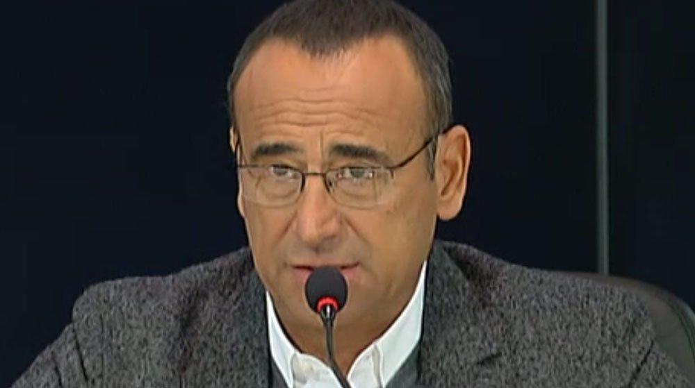 Carlo Conti, Ischia: false dichiarazioni di profilo fake, parte l'azione legale