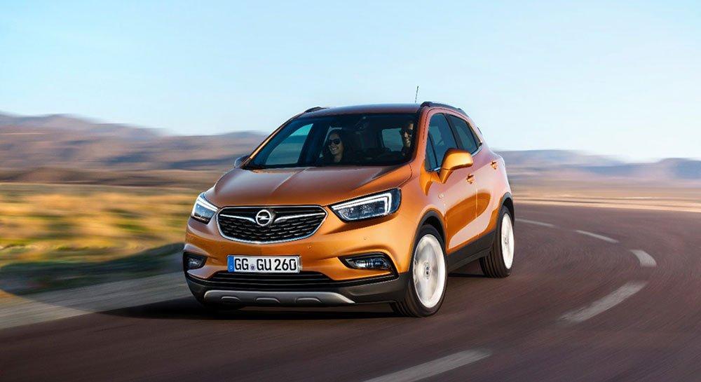 opel mokka - Ancora più avventuroso – Nuovo Opel Mokka X