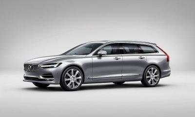 Volvo Cars presenta la nuova V90, una station wagon dalla natura elegante e versatile 60 Volvo Cars presenta la nuova V90, una station wagon dalla natura elegante e versatile