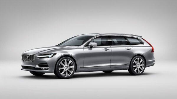 volvo v90 600x337 - Volvo Cars presenta la nuova V90, una station wagon dalla natura elegante e versatile