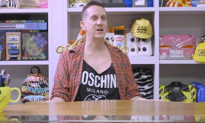 CNN Style Italia: intervista a Jeremy Scott, direttore creativo di Moschino 16 CNN Style Italia: intervista a Jeremy Scott, direttore creativo di Moschino