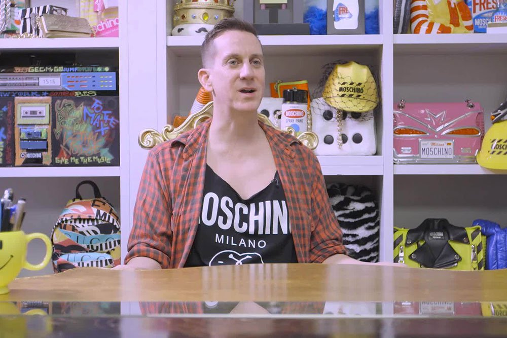 CNN Style Italia: intervista a Jeremy Scott, direttore creativo di Moschino 34 CNN Style Italia: intervista a Jeremy Scott, direttore creativo di Moschino