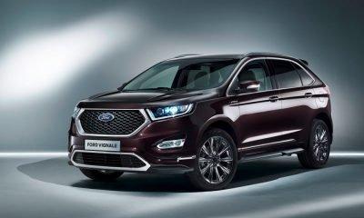 Ford al Salone di Ginevra 2016 con Vignale 46 Ford al Salone di Ginevra 2016 con Vignale