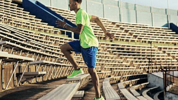 IGNITE DISC Andre de Grasse 600x337 - Puma rilancia la chiusura a disco per le scarpe da running