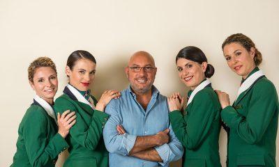 Roberto Carminati cura il restyle delle hostess Alitalia 29 Roberto Carminati cura il restyle delle hostess Alitalia