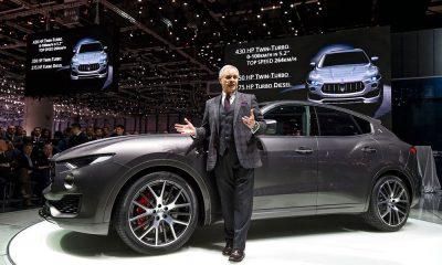 Maserati Levante debutta al Salone dell'Auto di Ginevra 46 Maserati Levante debutta al Salone dell'Auto di Ginevra