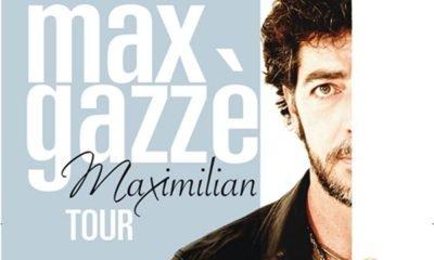"""Max Gazzè da tutto esaurito con il """"Maximilian Tour"""" 48 Max Gazzè da tutto esaurito con il """"Maximilian Tour"""""""