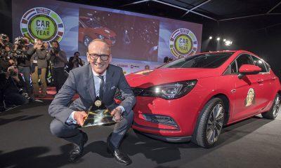 """Opel Astra è l'""""Auto dell'Anno 2016"""" 58 Opel Astra è l'""""Auto dell'Anno 2016"""""""