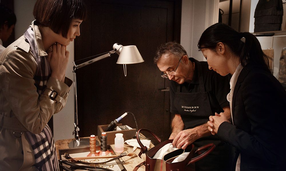 Burberry celebra il salone del mobile life style blog for Il salone del mobile
