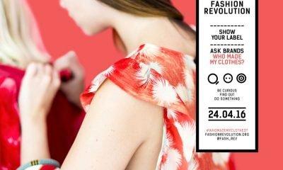 Fashion Revolution Week - Dal 18 al 24 aprile la campagna internazionale per moda più etica e giusta 8 Fashion Revolution Week - Dal 18 al 24 aprile la campagna internazionale per moda più etica e giusta