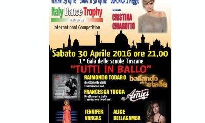 Al via la 15esima edizione dell'Italy Dance Trophy 11 Al via la 15esima edizione dell'Italy Dance Trophy