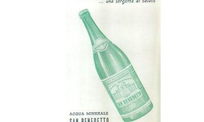 Acqua Minerale San Benedetto compie 60 anni - La Storia di un successo tutto italiano 48 Acqua Minerale San Benedetto compie 60 anni - La Storia di un successo tutto italiano