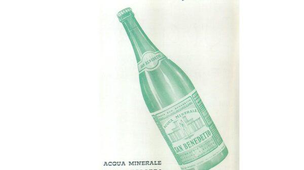 san benedetto 600x337 - Acqua Minerale San Benedetto compie 60 anni - La Storia di un successo tutto italiano