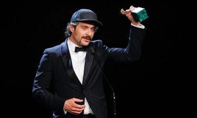 Claudio Santamaria, miglior attore protagonista