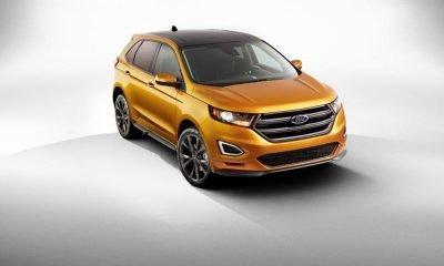 La nuova Ford Edge, il SUV 'full size' dell'Ovale Blu 42 La nuova Ford Edge, il SUV 'full size' dell'Ovale Blu