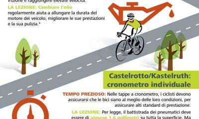 Cosa possono imparare i driver e  i fleet manager dal Giro d'Italia? 16 Cosa possono imparare i driver e  i fleet manager dal Giro d'Italia?