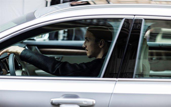 Zlatan Ibrahimović stella della nuova campagna Volvo per il lancio di V90 6 Zlatan Ibrahimović stella della nuova campagna Volvo per il lancio di V90