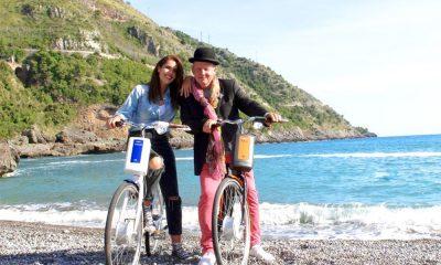 """""""Bellezze in bicicletta"""" da sabato 11 giugno su La7 60 """"Bellezze in bicicletta"""" da sabato 11 giugno su La7"""