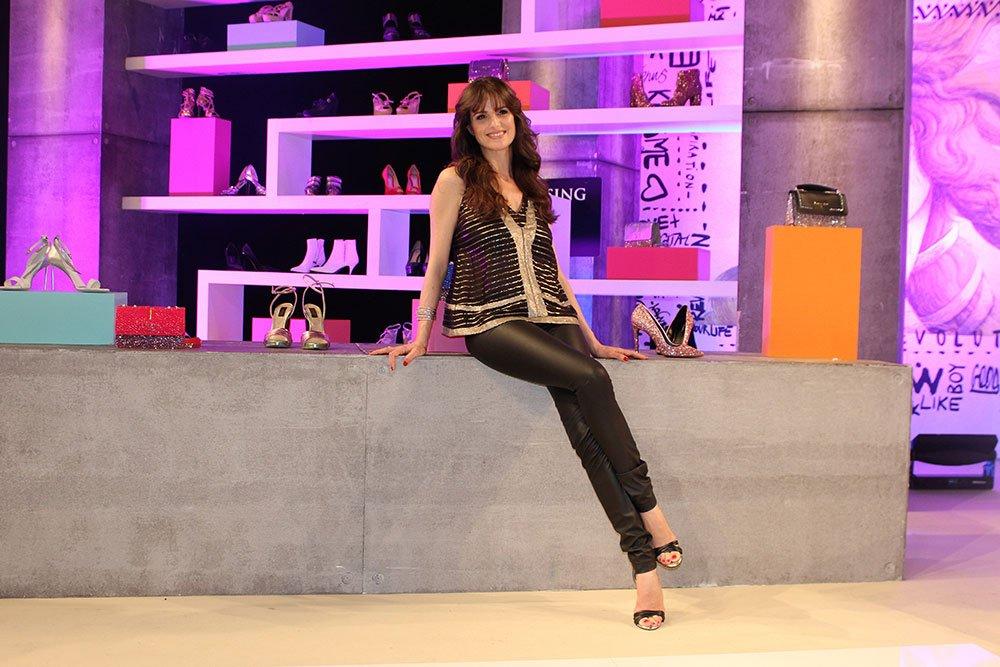 """Cristina De Pin 1 - In partenza """"Tacco12!...E non solo"""", dal 22 giugno alle 23.30 su LA7d"""