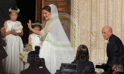 Flavia Pennetta e Fabio Fognini sposi a Ostuni (foto) 7 Flavia Pennetta e Fabio Fognini sposi a Ostuni (foto)