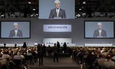 Matthias Müller: abbiamo lanciato il più grande processo di cambiamento nella storia di Volkswagen AG 27 Matthias Müller: abbiamo lanciato il più grande processo di cambiamento nella storia di Volkswagen AG