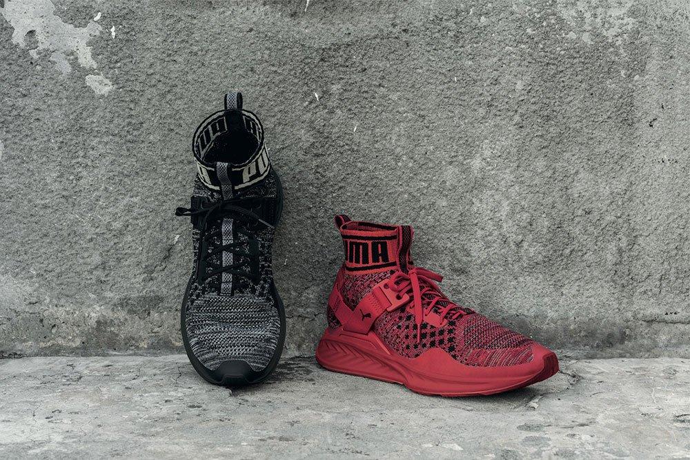 PUMA presenta la nuova running sneaker IGNITE evoKNIT 32 PUMA presenta la nuova running sneaker IGNITE evoKNIT